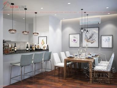 Thiết kế nội thất hiện đại ấn tượng NT 171201
