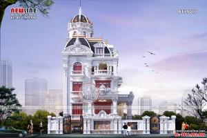 Lâu đài Quảng Ninh BT19017 có thiết kế Quá sang trọng và đẳng cấp