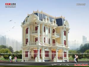 Khám phá 20+ mẫu biệt thự 4 tầng tuyệt mỹ chinh phục mọi mắt ngắm