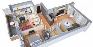 Quy trình từ A đến Z để có thiết kế nội thất chung cư ấn tượng